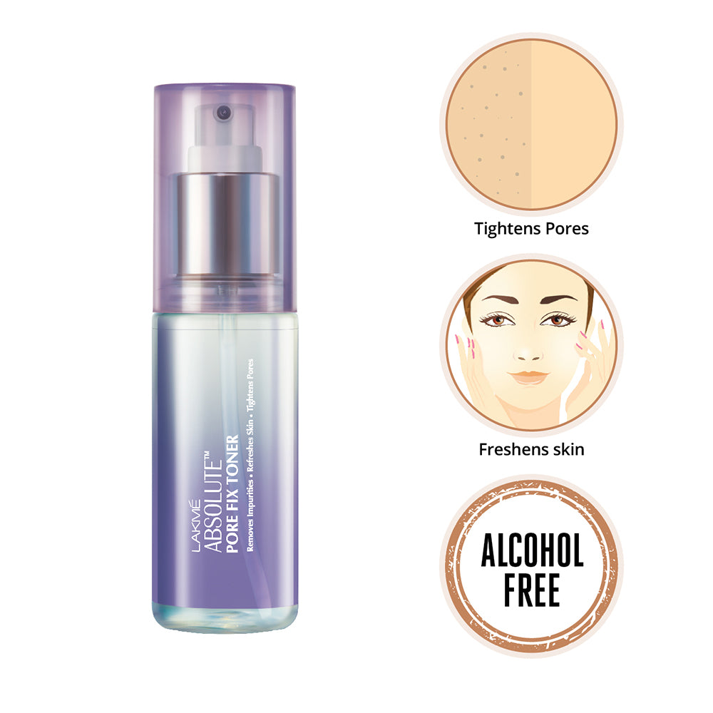 Lakme Absolute Pore Fix Toner 60 ml