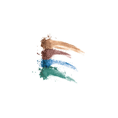 Lakme 9 to 5 Eye Color Quartet Eye Shadow - Royal Peacock
