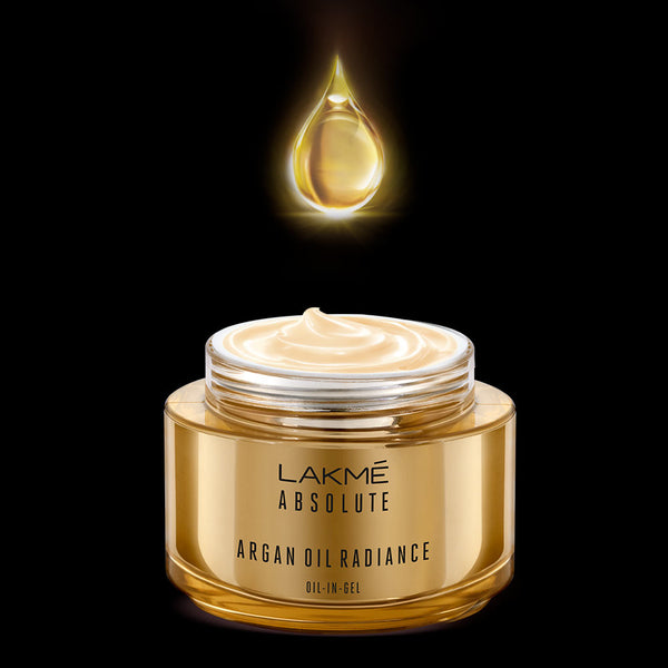 Lakmé Absolute Argan Oil Radiance Oil-in-Gel