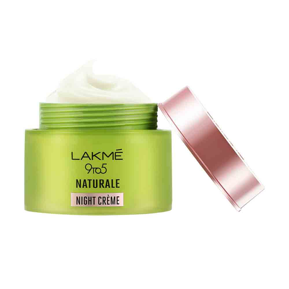 Lakmé 9to5 Naturale Night Crème