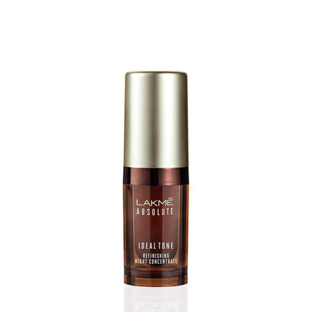 Lakmé Absolute Ideal Tone Refinishing Night Concentrate - 15ml