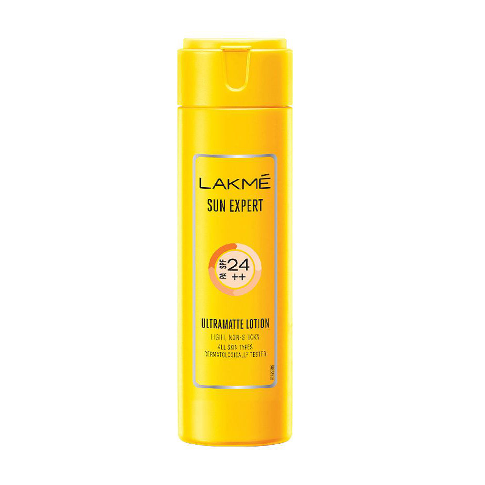 Lakme Sun Expert SPF 24 Ultra Matte Lotion, 120 ml