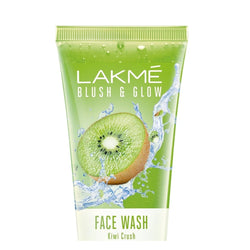Lakme Blush & Glow Kiwi Freshness Gel Face Wash with Kiwi Extracts, 100 g