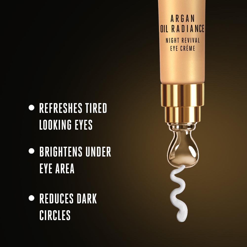 Lakmé Abs Argan Oil Radiance Night Revival Eye Crème
