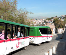 Granada City Tour -- Tren Turístico Hop On Hop Off