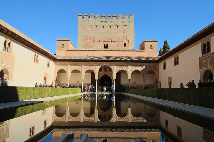 Alhambra Patio de los Arrayanes