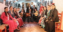 Flamenco en cueva natural con cena