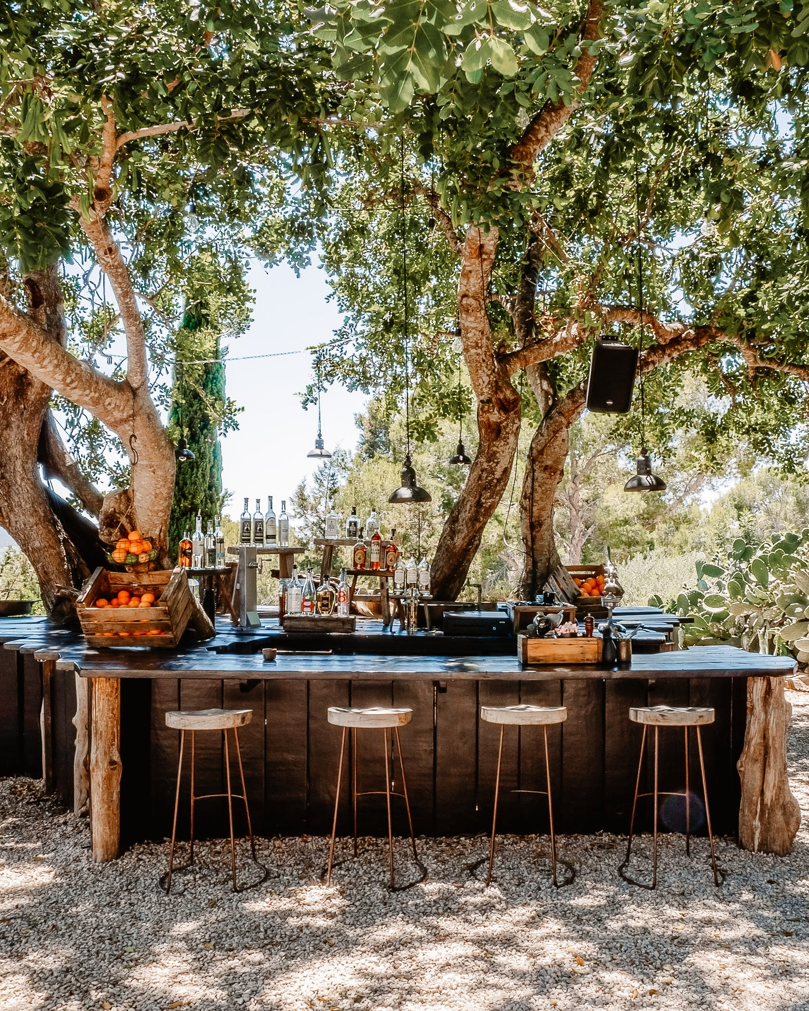 Travel Tour: A 200-year-old farmhouse stay in Ibiza