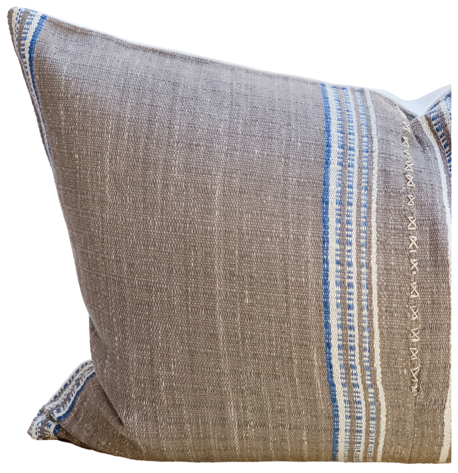 Tilda Handwoven Cotton Pillow Cover - SunCoastSea