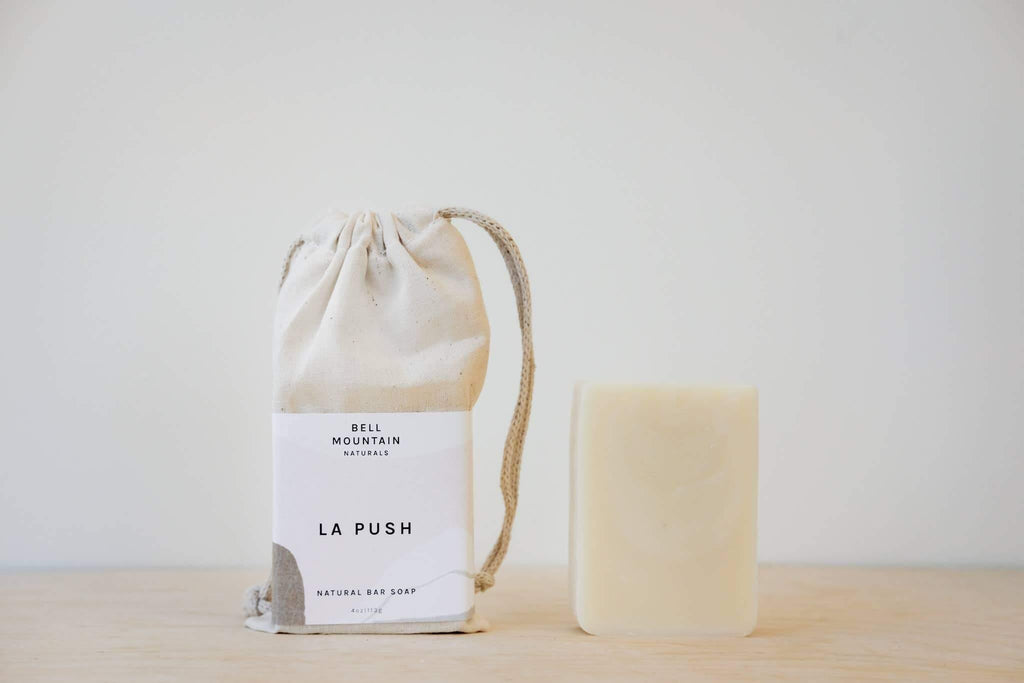 La Push Peppermint + Rosemary Bar Soap - SunCoastSea