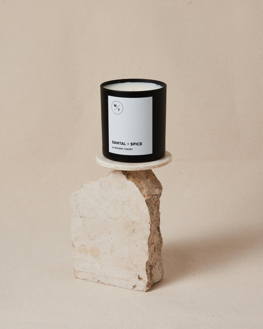 Santal + Spice Coconut Blend Wax Candle - SunCoastSea
