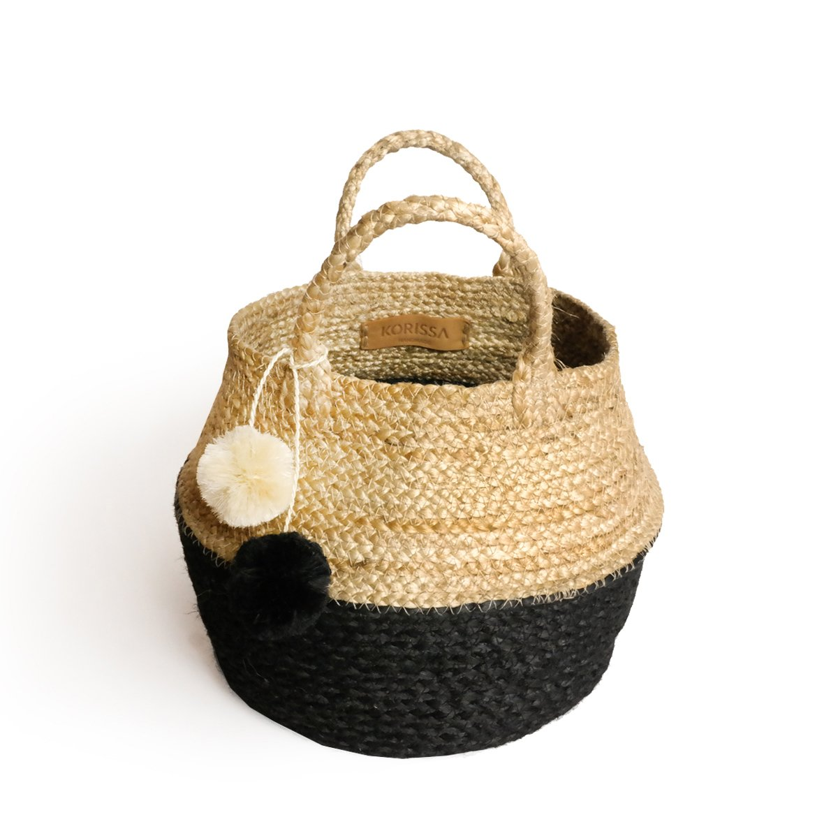 Haiya Foldable Basket bag - SunCoastSea