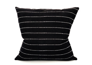 Hmong black Pillow Cover - SunCoastSea