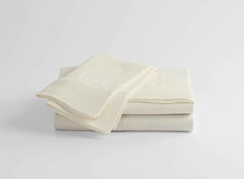 Relaxed Flax Linen Sheet Set - SunCoastSea