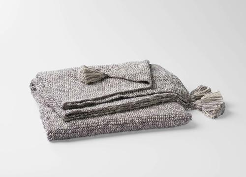 Moss Knit Throw Blanket - SunCoastSea