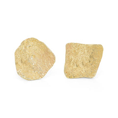 Odd Rock Studs 9ct Yellow Gold