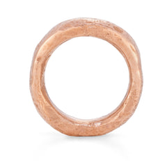 Rock Heavy 9ct Rose Gold