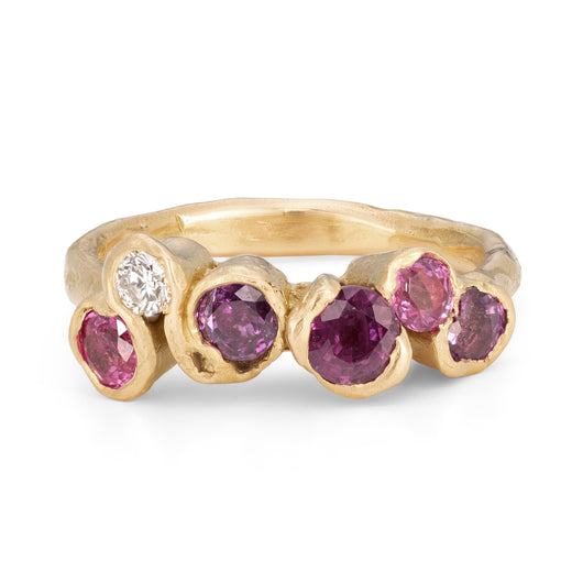 Ruby Arame Ring