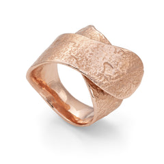 Embrace Wrap Ring 9ct Rose Gold
