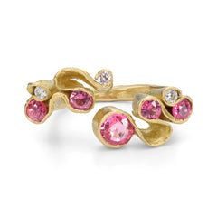 Wing Pink Kelp Ring