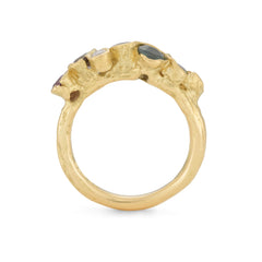 Underwater Wentletrap Ring