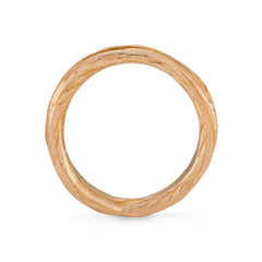 Ripple Fine 18ct Rose Gold