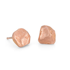 Rock Nuggets 9ct Rose Gold