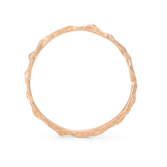 Cockle Skinny 18ct Rose Gold
