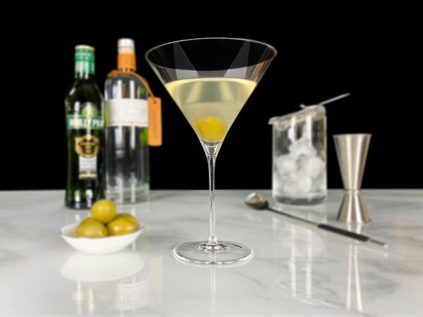 The Classic Gin Martini