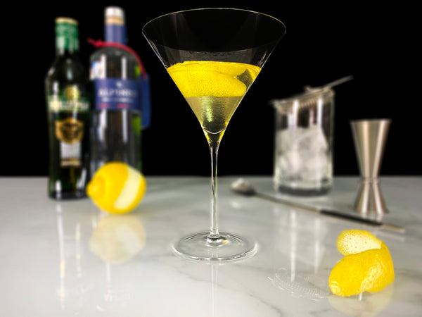 The Perfect Vodka Martini