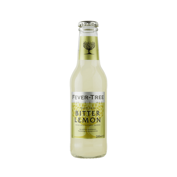 Sicilian Bitter Lemon | 200 ml 4-Pack