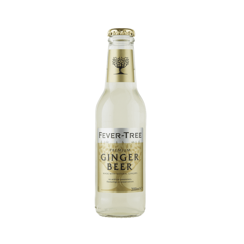 Ginger Beer | 200 ml 4-Pack