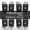 TouchPoints™ Basic Family Pack (4 sets)