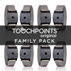 TouchPoints™ Original Family Pack (4 sets)