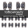 TouchPoints™ original Institutional Pack (10 sets)