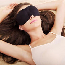Maximum Comfort Eye Mask | Memory Foam | Padded Eye Cover for Quality Sleep