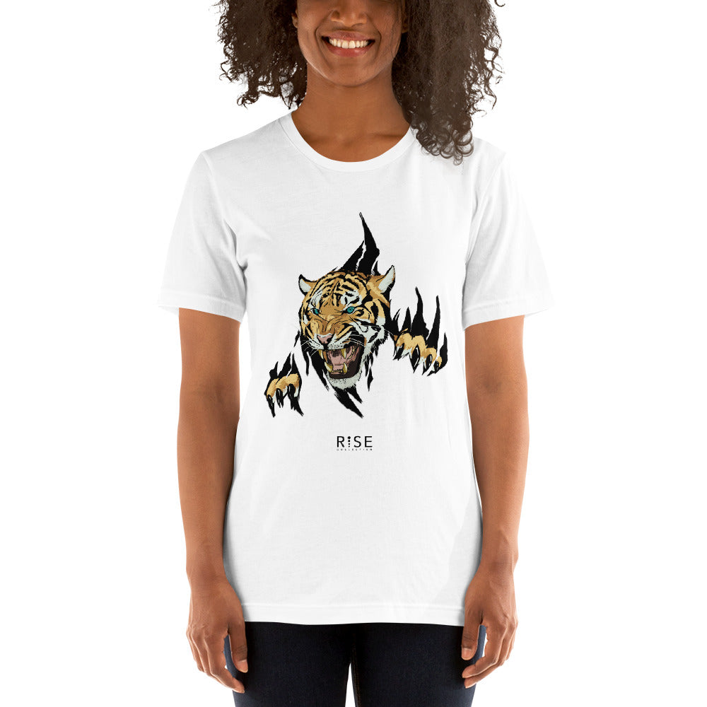 Eye Of A Tiger Unisex Tee