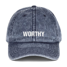 Worthy Vintage Dad Hat