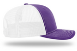 Pre-Order 112 beeCOOL Purple- Wht (bee TTU Yellow)