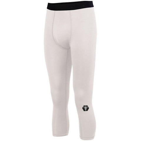 White Men's Leggings