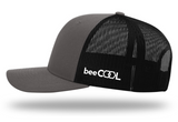 115 beeCOOL Charcoal/Blk (bee black)