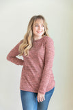 Knit Round Neck Sweater