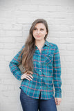 Snap Button Flannel