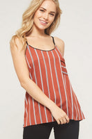 Striped Cami