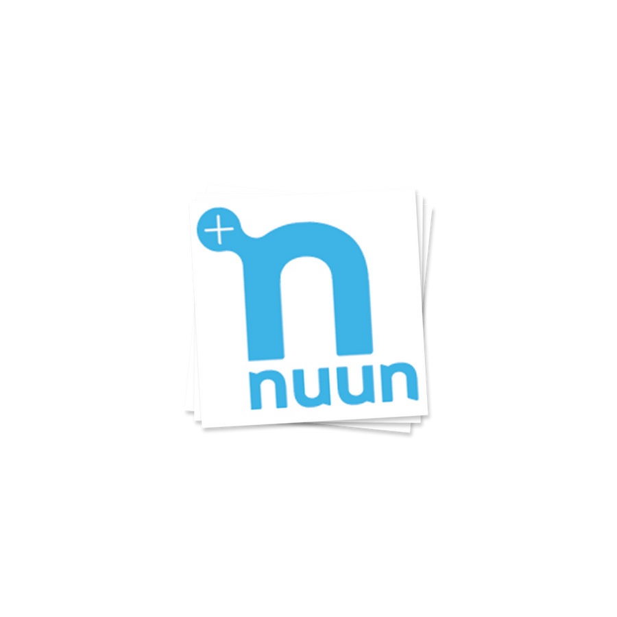 Temporary Tattoo 20-Pack - Nuun Hydration