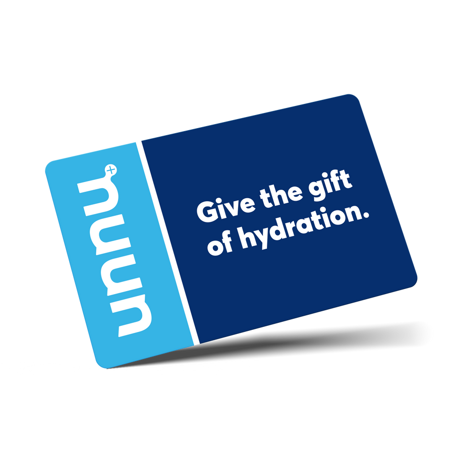 the gift of hydration