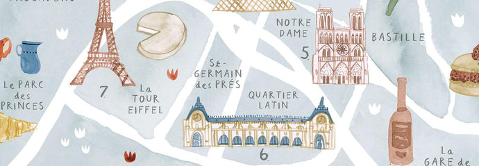 10 map illustrators to inspire you