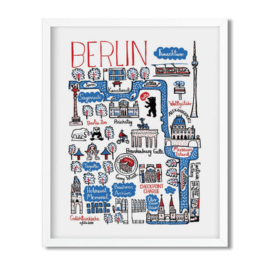 Berlin, Germany - Julia Gash - Mapsy