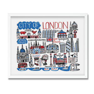 City of London - Julia Gash - Mapsy