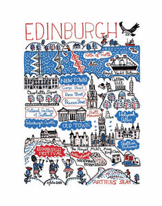 Edinburgh, Scotland - Julia Gash - Mapsy